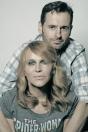 Luis Miguel Seguí y Antonia San Juan - foto de estudio 1