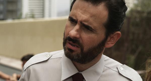 """Luis Miguel Seguí en una secuencia del largometraje """"Del lado del verano"""" escrito y dirigido por Antonia San Juan"""