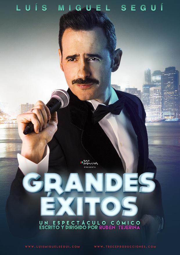 Cartel - Luis Miguel Segui - Grandes Éxitos